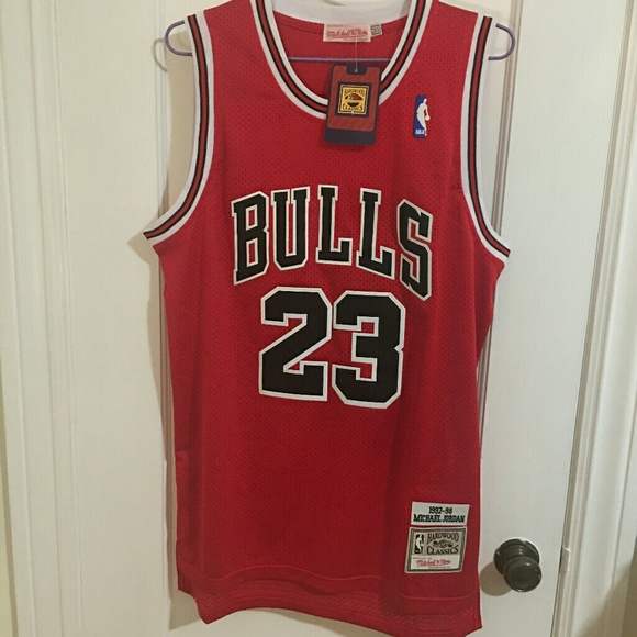 Michael Jordan basketball Jersey Chicago BULLS  23 c92961cde